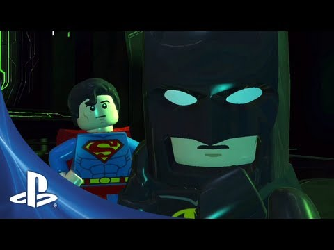 E3 2012 - Lego Batman 2 Trailer