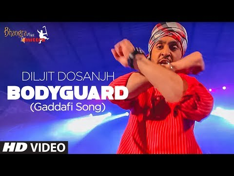 """""""Bodyguard Full Punjabi Song Diljit""""   Bhangra Paa Mitra"""