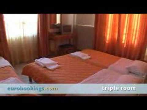 Video clip Hotel Neos Olympos in Athens
