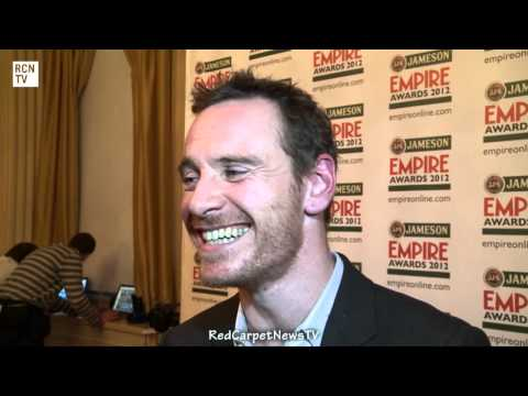 Prometheus Michael Fassbender Interview