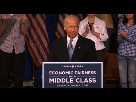 Vice President Biden in Exeter, New Hampshire - Full Speech