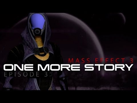 Tali - One More Story #3 (Mass Effect machinima)