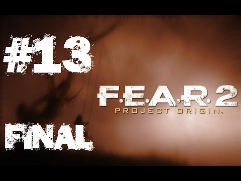 F.E.A.R. 2 -  Project Origin   Let's Play en Español   Final - Capitulo 13