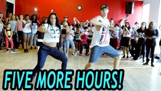 FIVE MORE HOURS – Chris Brown & Deorro Dance | @MattSteffanina Choreography Beg/Int Hip Hop