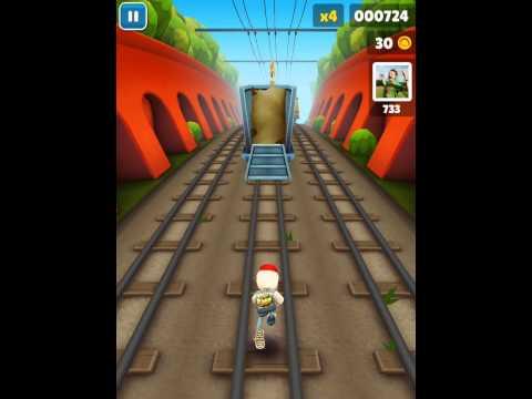 Subway Surfers-Galaxy Gio İçin APK