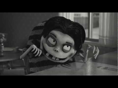 Frankenweenie -- Trailer Ufficiale Italiano | HD