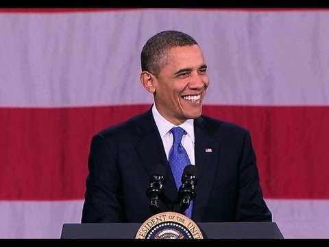 President Obama Discusses Energy in Colorado