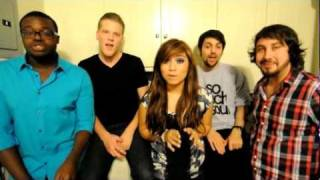 """Edge of Glory"" Lady Gaga (Pentatonix Cover)"