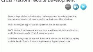 Html5 Development | Cross Platform Mobile Development | Html5 Developer - SoftProdigy