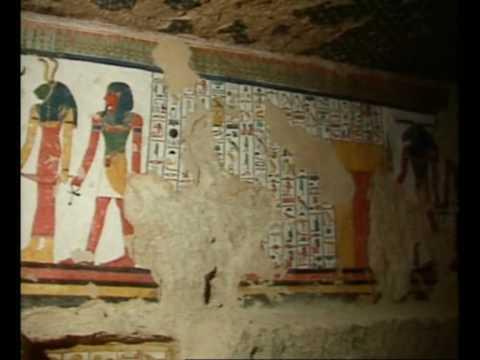 Valle dei Re - Le tombe dell'Antico Egitto