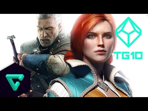 TG10 : Witcher 3 - Top 10 Reasons To Be Excited - UCVXIl8kDnBLlpbpukSZyluw