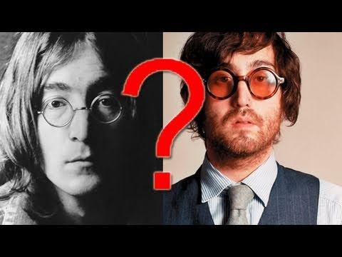 Penn Point - Does Sean Lennon Look Like His Father John? - Penn Point