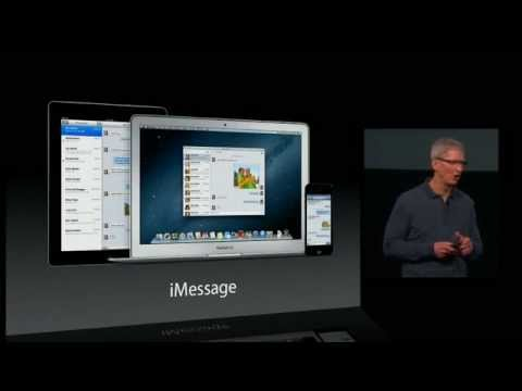 Apple Special Event 23 October 2012 - Keynote Presentation Full - 5 New Product Launch