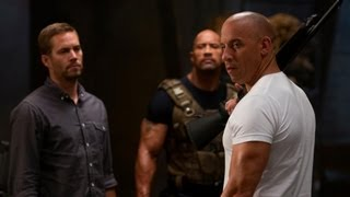 Fast & Furious 6 - Official Trailer