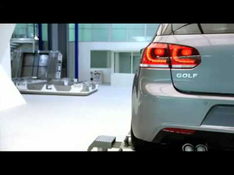 "Spot Volkswagen Golf ""Sport Edition"" - 2011"