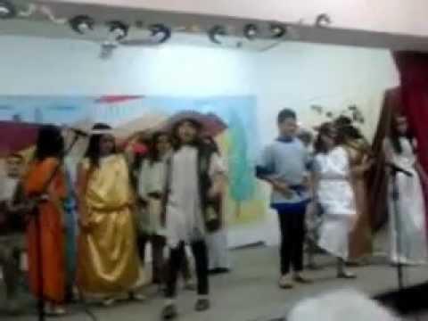 Η Παράστασή μας ''Πλούτος του Αριστοφάνη'' 13-6-2012