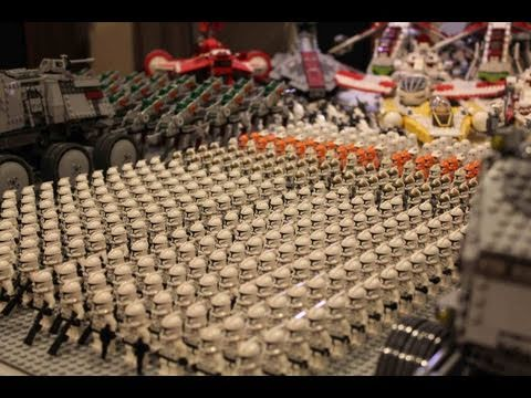 My New LEGO Clone Army (2011)