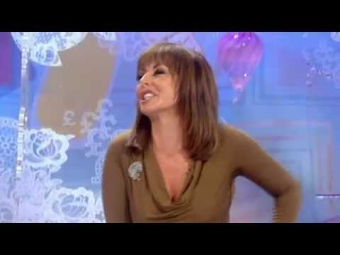 Carol Vorderman's annoying laugh on Loose Women! - 2011