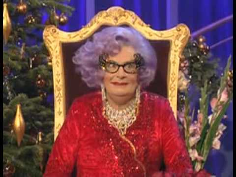 Dame Edna at the Michael Parkinson show PART 1