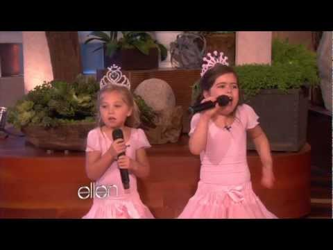 Sophia Grace-s Show Stopping Performance!
