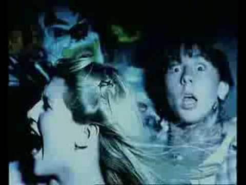 Halloween Horror Nights X (2000) Commercial