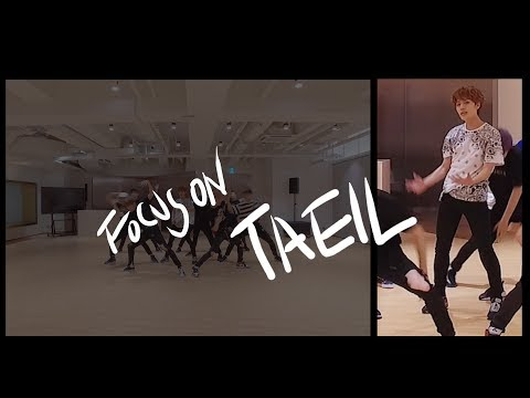 Cherry Bomb (Dance Practice Focus on Taeil Version)
