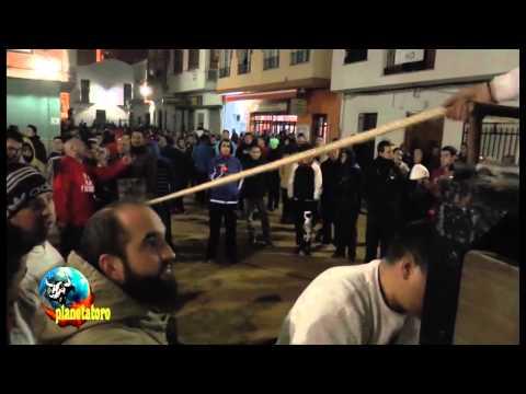 2015 02 07 CANET D EN BERENGUER PRIMERA EMBOLADA JOSE LUIS MARCA BOU DE SANT ANTONI mp4