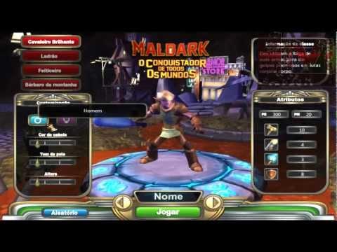 Conquistador de Todos os Mundos - GamePlay Maldark: O Conquistador de ...