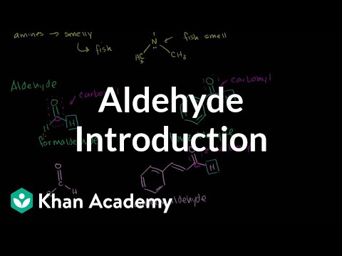Aldehyde Introduction