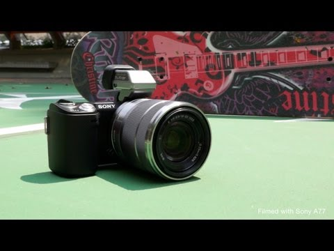 Sony NEX 5N - what-s new? (Filmed with A77)