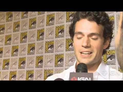 Henry Cavill IGN Interview at Comic-Con (2011)
