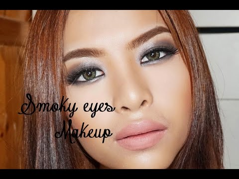 Smoky Eyes for Asian Features Makeup Tutorial