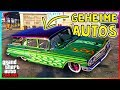 ALLE SELTENE & GEHEIME GETUNTE AUTOS AUS GTA 5 SOFORT FINDEN! | GTA 5 Tipps & Tricks