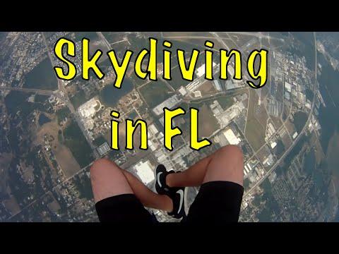 GOPRO Skydiving Deland