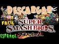 tutorial: descargar e instalar super smash bros brawl español - pc, facil!.