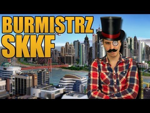 Burmistrz SKKF: Simcity - recenzja + gameplay