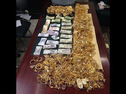 عملية سطو اسفرت عن سرقة مجوهرات بـ4 5 مليون ريال