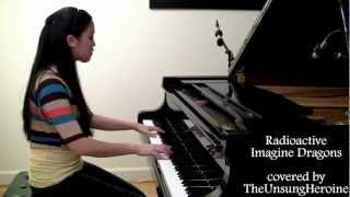 Radioactive - Imagine Dragons (Piano Cover)