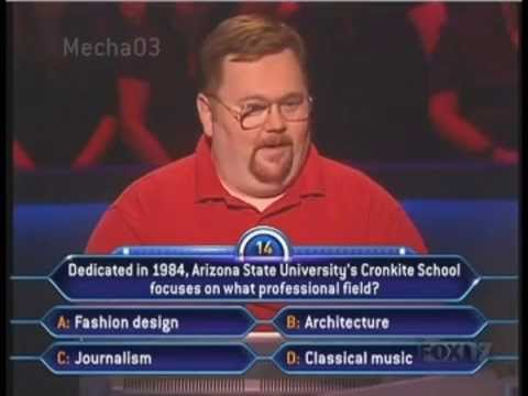 """""""Do You Have a Problem with That?"""" [Part 1] - Who Wants to be a Millionaire [Old Format]"""