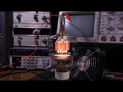 Testing A Large Tube Used For Heating People With RF! - UCU9SoQxJewrWb_3GxeteQPA