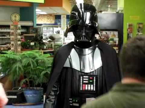 Chad Vader : Day Shift Manager - Dog In The Store