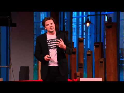 TEDxEast - Bjarke Ingels - Hedonistic Sustainability