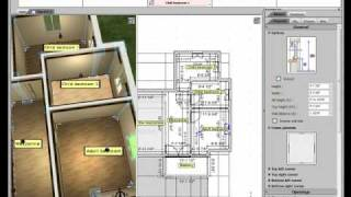3D Home Design By Livecad Tutorials 13 Windows (1st Floor)   YouTube Part 17