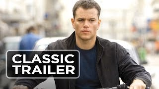 The Bourne Ultimatum Official Trailer #2 - David Strathairn Movie (2007) HD
