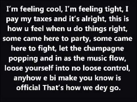 2face - I'm feeling good (lyrics).