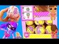 ❤️ЗОЛОТОЙ ШАР ЛОЛ! КОНКУРС! КУКЛЫ ЛОЛ! Май Литл Пони #Мультик - Видео для Детей - Игрушки