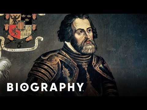 Hernán Cortés - Mini Biography