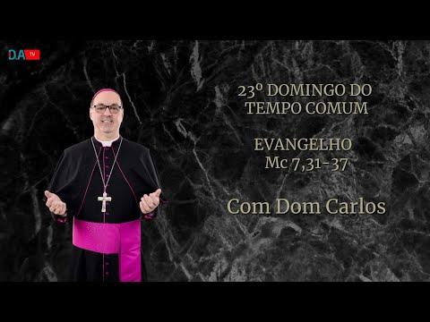 23º DOMINGO DO TEMPO COMUM