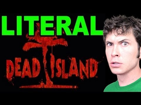Toby Performs LITERAL DEAD ISLAND TRAILER