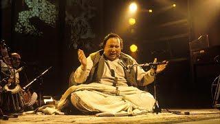Best Qawwali of Nusrat Fateh Ali Khan  HD